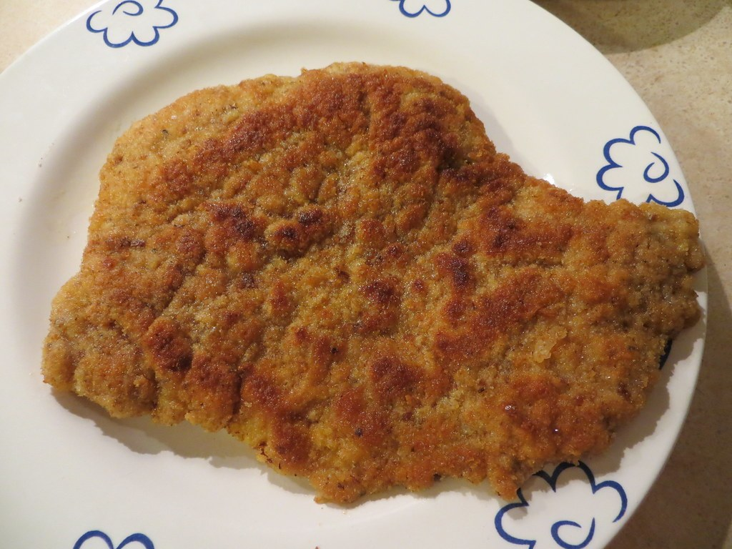 1. Kotlet schabowy