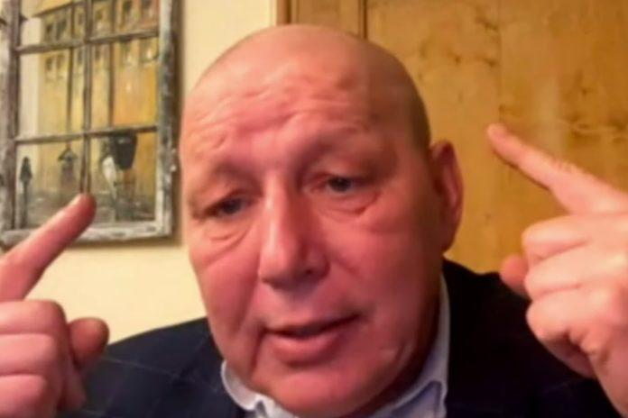 Krzysztof Jackowski wybory