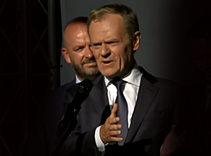 Donald Tusk o Trzaskowskim
