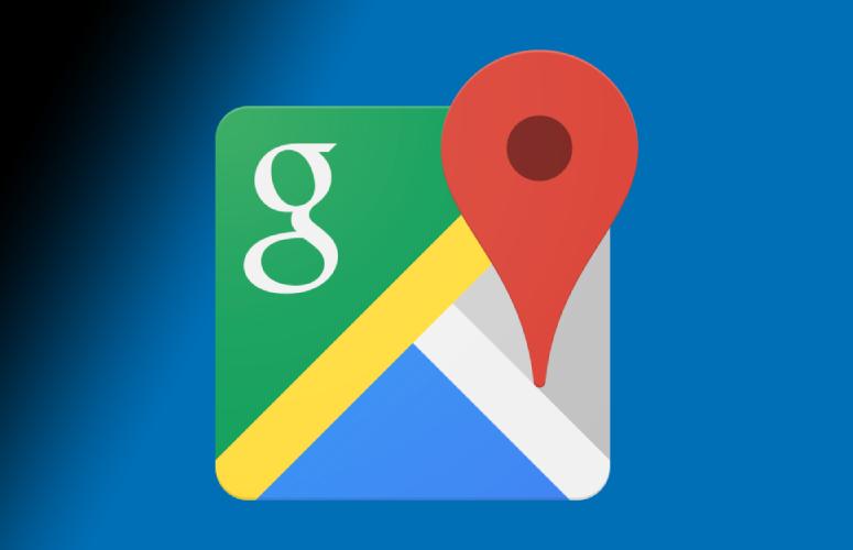Mapy Google Maps
