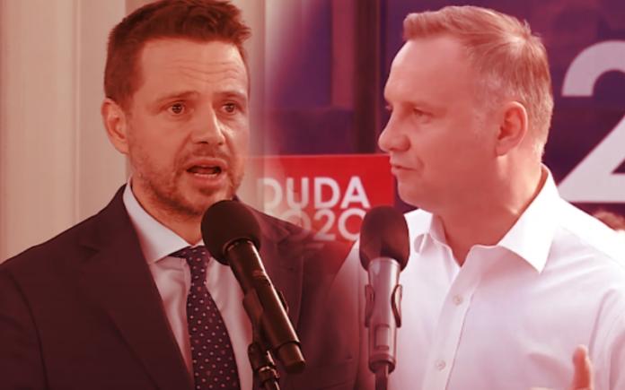 Trzaskowski o Dudzie