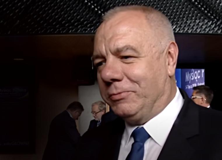 Jacek Sasin kpi z KO