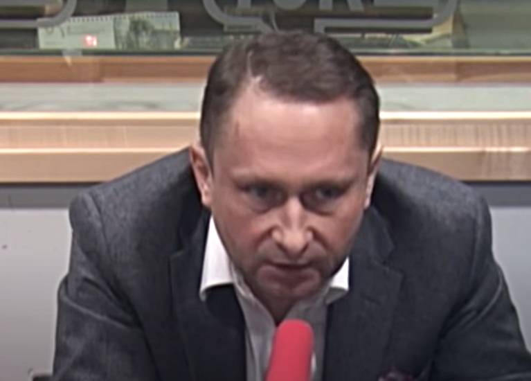 Durczok o Kaczyńskim