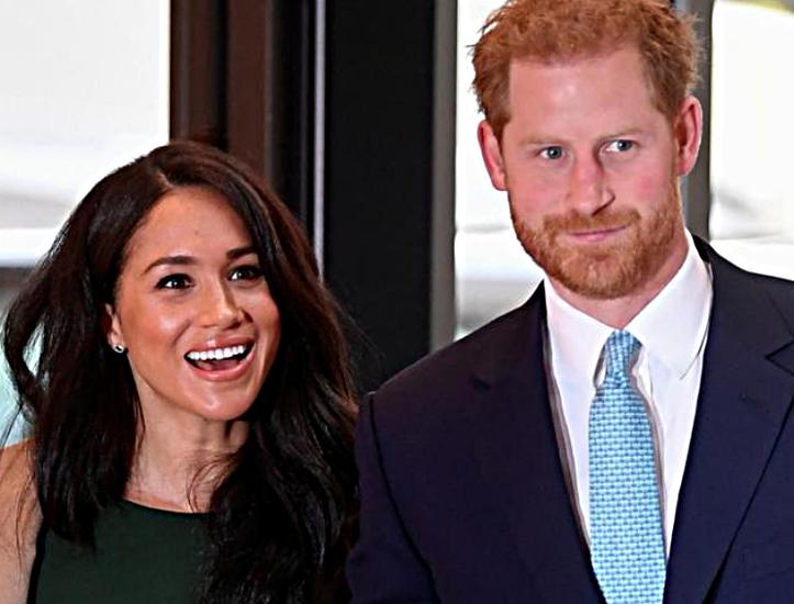 Książę Harry i Meghan Markle spodziewają się dziecka