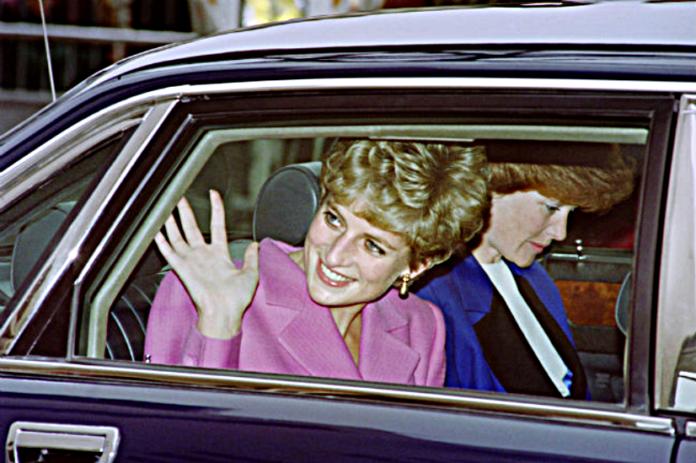 Księżna Diana na niepublikowanych zdjęciach