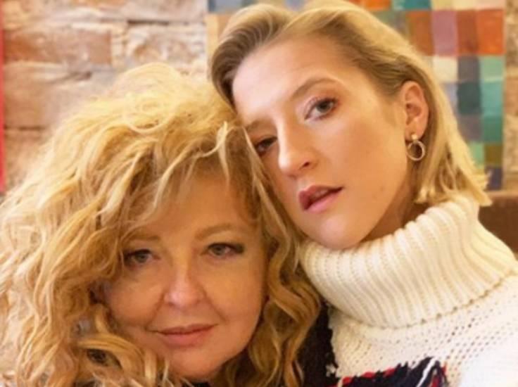 Lara i Magda Gessler