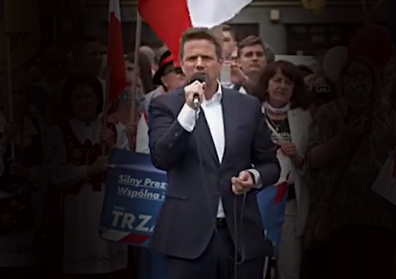 Rafał Trzaskowski bez cenzury o Dudzie