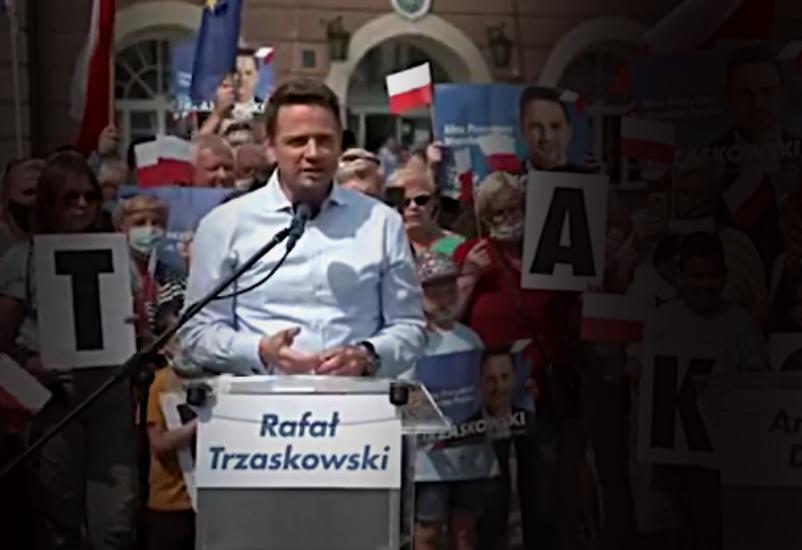 Rafał Trzaskowski o debacie, wybory prezydenckie