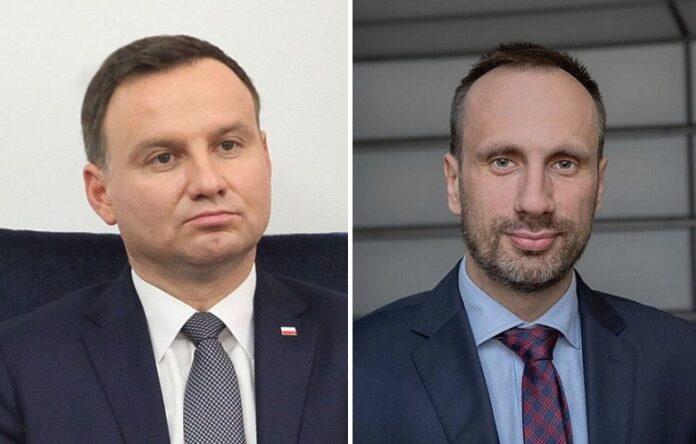 Janusz Kowalski, Andrzej Duda