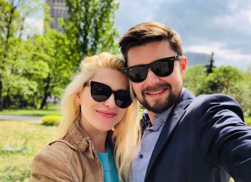 Remigiusz Mróz i Katarzyna Bonda