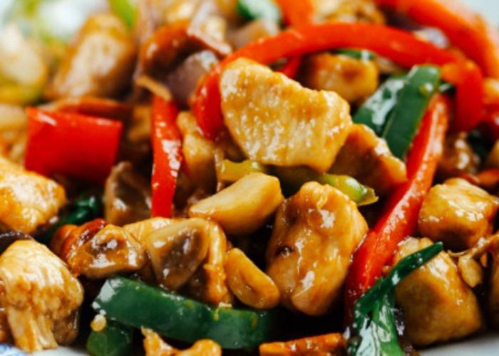 przepis na kurczaka po chińsku